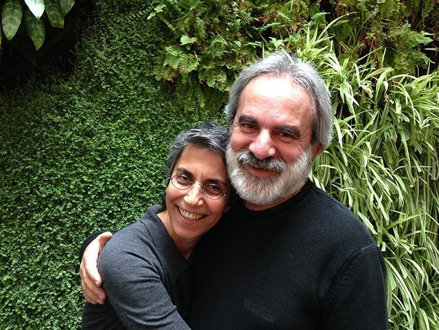 Meral Sartekin and Halil Kelim